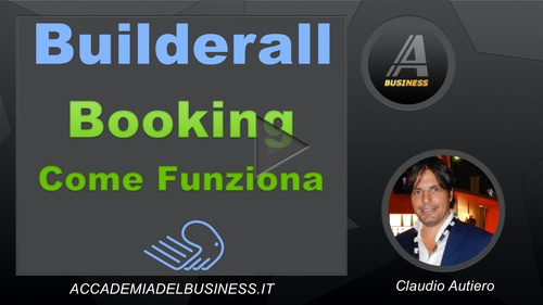 Builderall Booking
